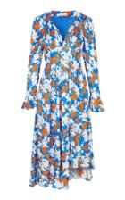 Stine Goya Freesia Floral Long Sleeve Dress