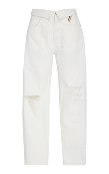Jean Atelier Mid-rise Skinny Jeans