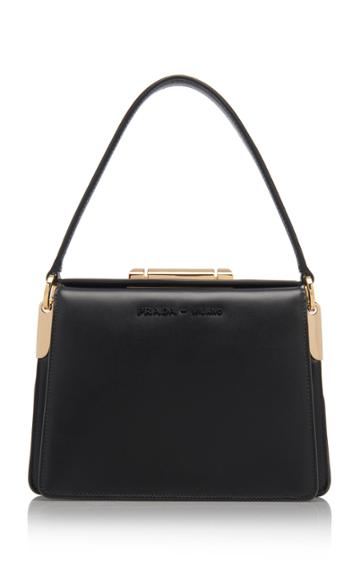 Prada City Calf Square Bag