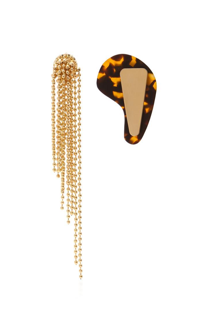 Vanda Jacintho Cascade Earrings