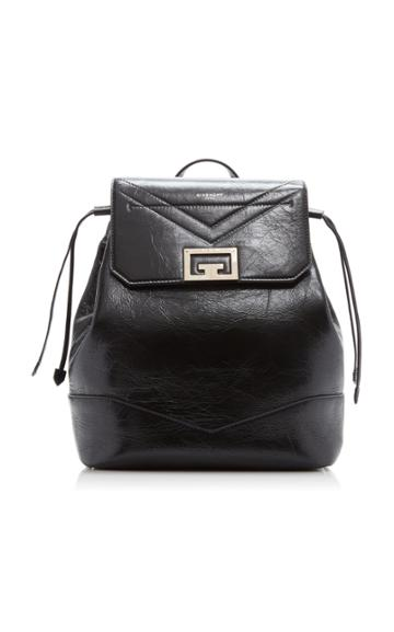 Givenchy Id Textured-leather Backpack