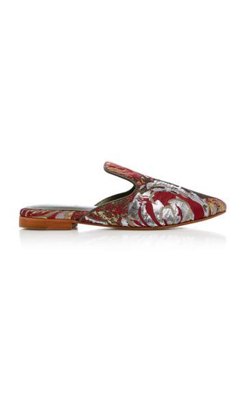 Zyne Brocade Slipper