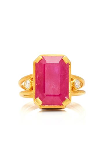 Holly Dyment Gemfields X Muse Empress Ring