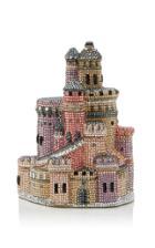 Judith Leiber Couture Schloss Castle Clutch