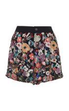 Moda Operandi Etro Printed Shorts Size: 38