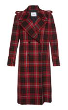 Dondup Double Breasted Coat Dress