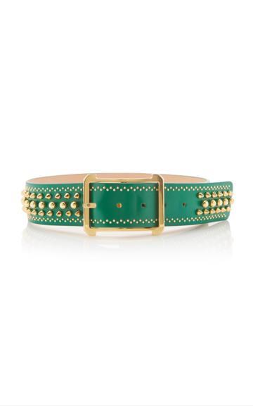 Elie Saab Studded Waist Belt