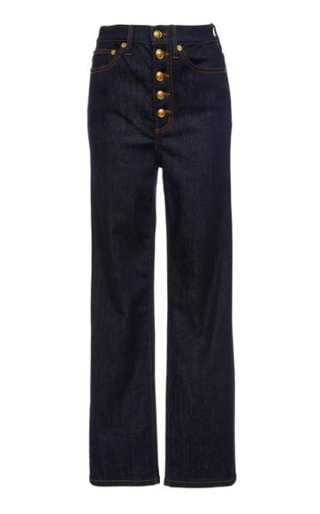 Tory Burch Buttonfly Jean