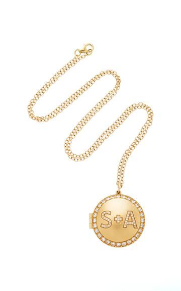 Moda Operandi Andrea Fohrman Personal Locket Necklace