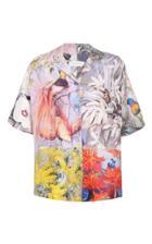Moda Operandi Zimmermann Botanica Silk Shirt
