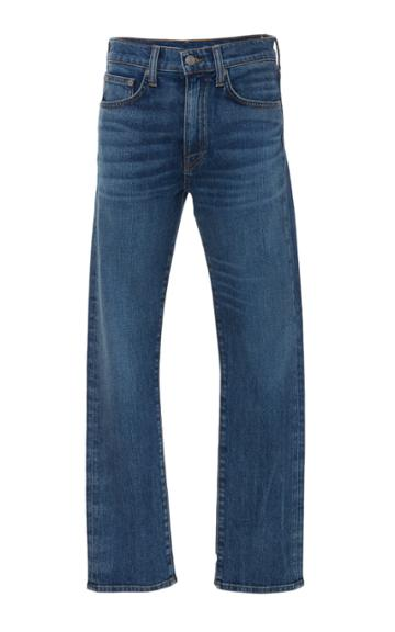 Brock Collection Wright Cropped Jean
