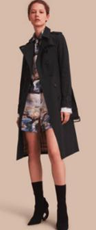 Burberry Specialorder- Sandringham - Extra Long Heritage Trench Coat - Bc