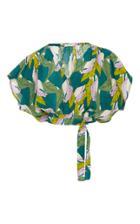 Jaline Nina Short Sleeve Wrap Top