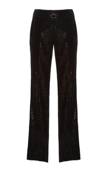 Sally Lapointe Sequin Skinny Pant