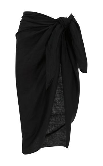 Moda Operandi Aexae Linen Sarong