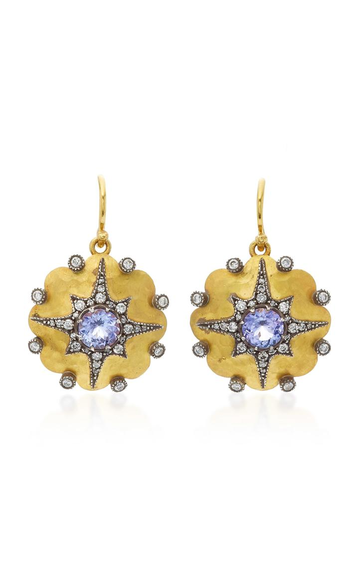 Arman Sarkisyan Starburst Cupcake Earrings