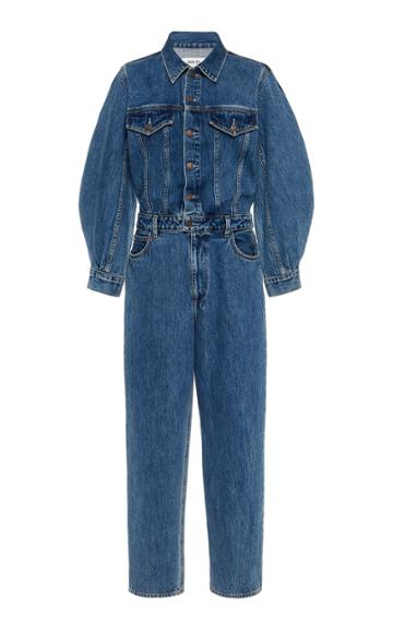 Agolde Denim Jumpsuit