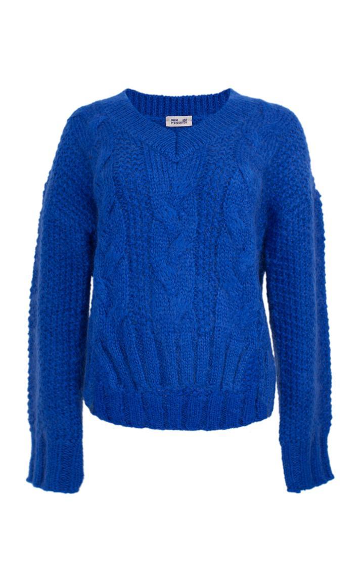 Baum Und Pferdgarten Coralie Chunky Cableknit Sweater