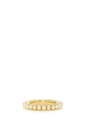 Qayten Ez Yellow Pearls Ring