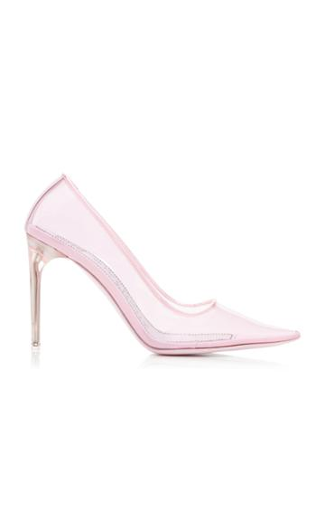 Givenchy Pvc And Leather Pumps