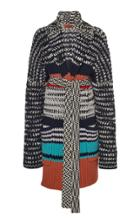 Moda Operandi Missoni Oversized Wool Cardigan