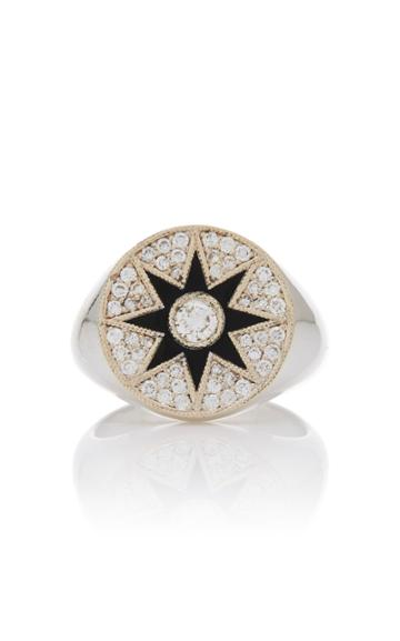 Colette Jewelry Star Enamel Ring