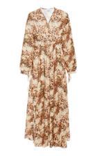 Nanushka Hazel Cotton Maxi Dress