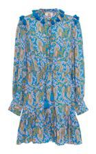 Figue Emma Tassel Mini Dress