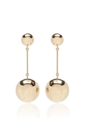 Jw Anderson Sphere Drop Earring