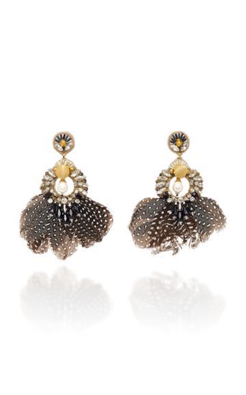 Ranjana Khan Carambola Earrings