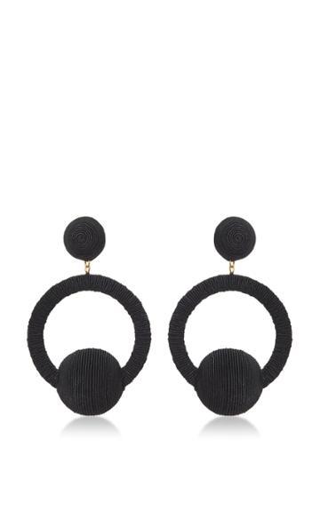Rebecca De Ravenel Christy Hoop La La Earrings