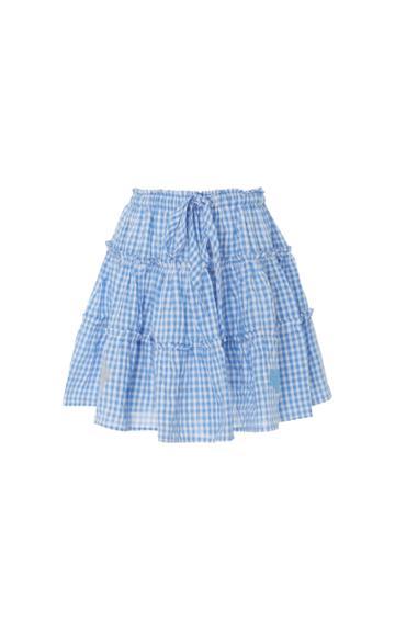 Innika Choo Min Easkurt Cotton Skirt