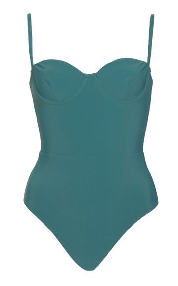 Anemone Balconette One-piece Swimsuit