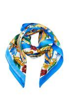 Moda Operandi Dolce & Gabbana Printed Silk Twil Scarf