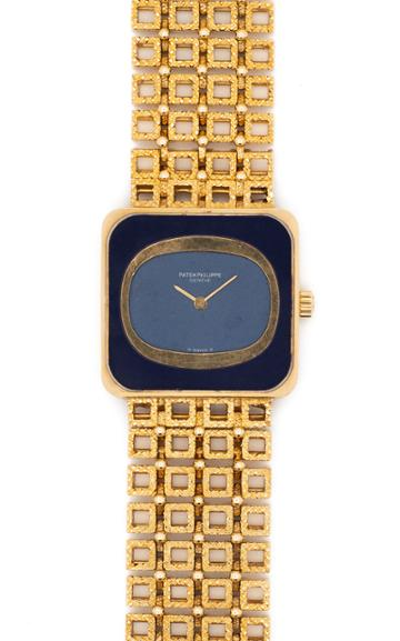 Moda Operandi Stephanie Windsor One Of A Kind Rare Vintage Patek Philippe Watch