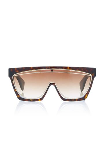 Loewe Sunglasses Masque Tortoiseshell Acetate Sunglasses