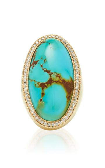 Jacquie Aiche Turquoise Felicia Ring