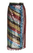 Alcoolique Rola Midi Pencil Skirt