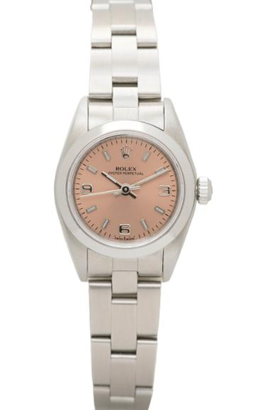 Moda Operandi Stephanie Windsor One Of A Kind Rolex Oyster Perpetual Watch