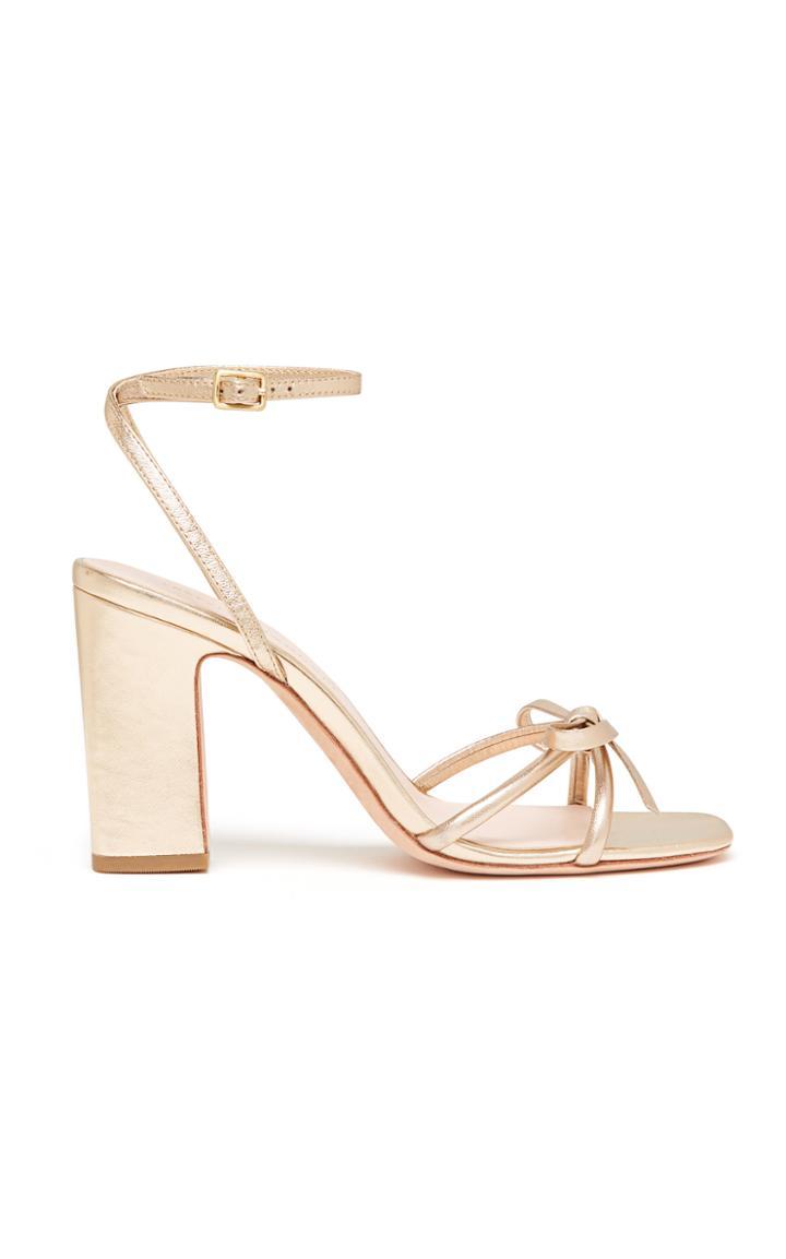 Moda Operandi Loeffler Randall Maeve Leather Sandals