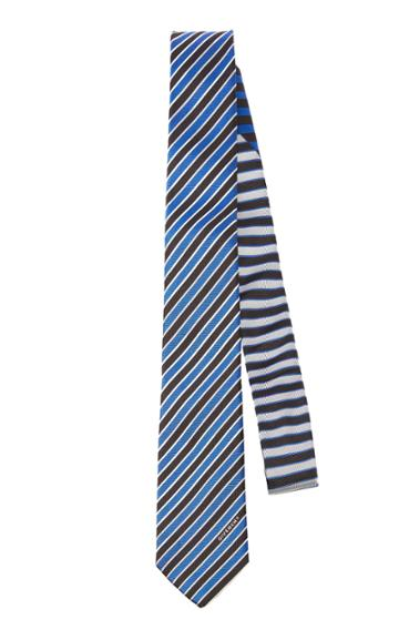 Givenchy Ties Striped Silk Tie