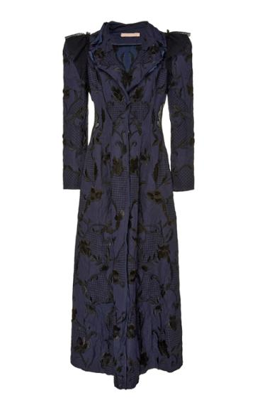 Brock Collection Statement Brocade Duster