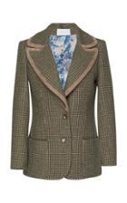 Luisa Beccaria Tweed Jacket
