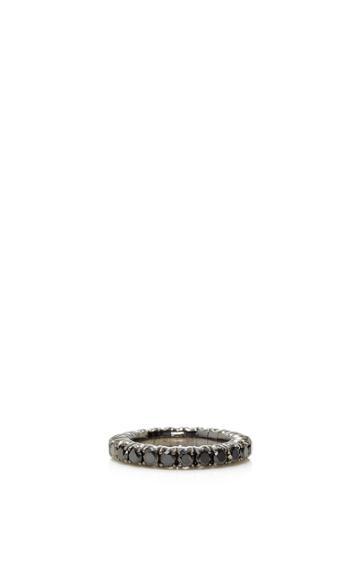 Qayten Ez Black Diamonds Ring