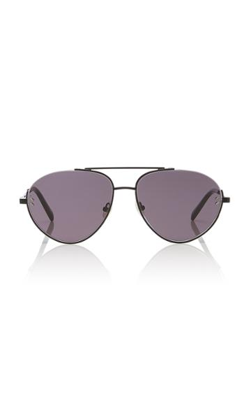 Stella Mccartney Sunglasses Aviator-style Metal Sunglasses