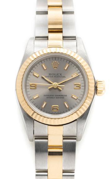 Moda Operandi Stephanie Windsor Rolex Oyster Perpetual Watch