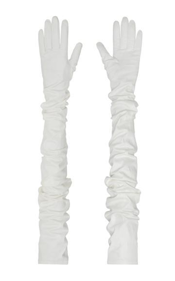 Lado Bokuchava Arm Length Cotton Gloves