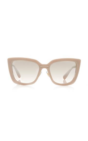 Miu Miu Square-frame Acetate Sunglasses