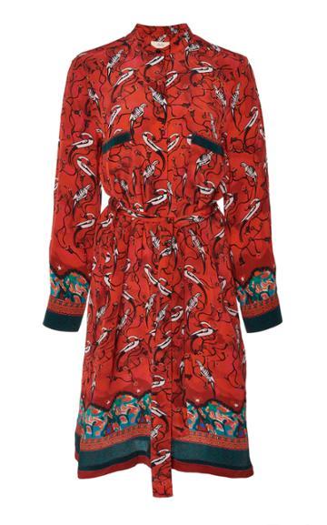 Chufy Najima Safari Dress