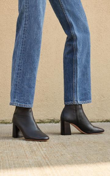 Moda Operandi Loeffler Randall Elise Leather Booties
